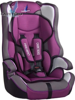 Autosedačka CARETERO ViVo 2020 Purple