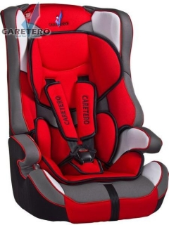 Autosedačka CARETERO ViVo 2020 Red