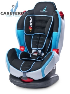 Autosedačka Caretero Sport Turbo 2015 Blue