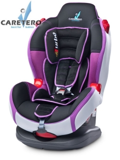 Autosedačka Caretero Sport Turbo 2016 Purple