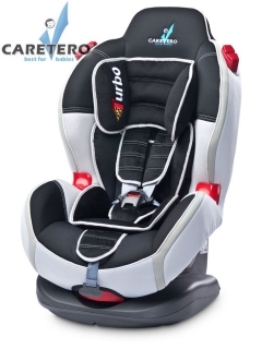 Autosedačka Caretero Sport Turbo Grey